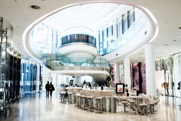 Searcys Champagne Bar Westfield London - London