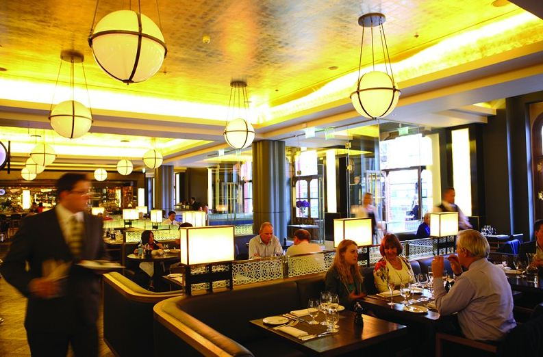 Reserve a table at Searcys St Pancras Grand and Champagne Bar
