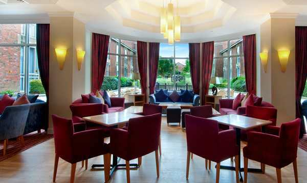 Seasons Restaurant @ Hilton Maidstone - Kent