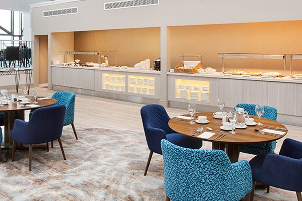 Atrium Restaurant at Jurysinns Hotels - East Sussex