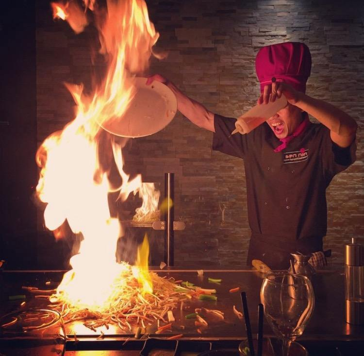 Sen Nin Japanese Teppanyaki & Sushi Restaurant - Islington - London