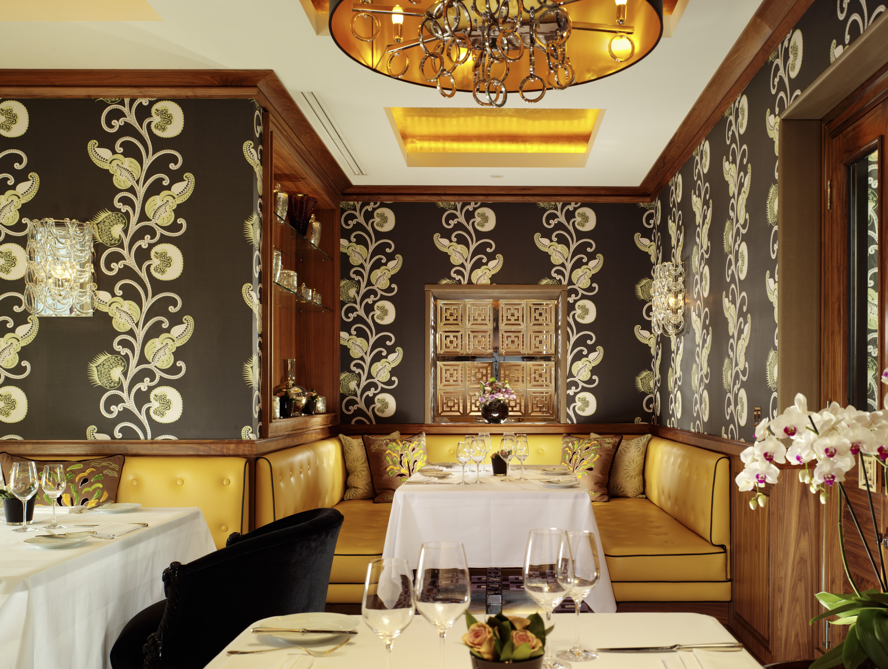 Reserve a table at Seven Park Place by William Drabble