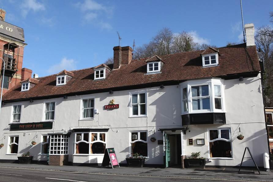 Ship & Bell - Hampshire