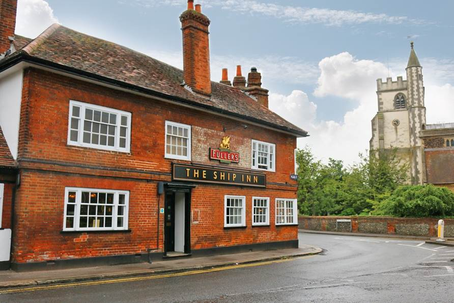Ship Inn - Berkshire
