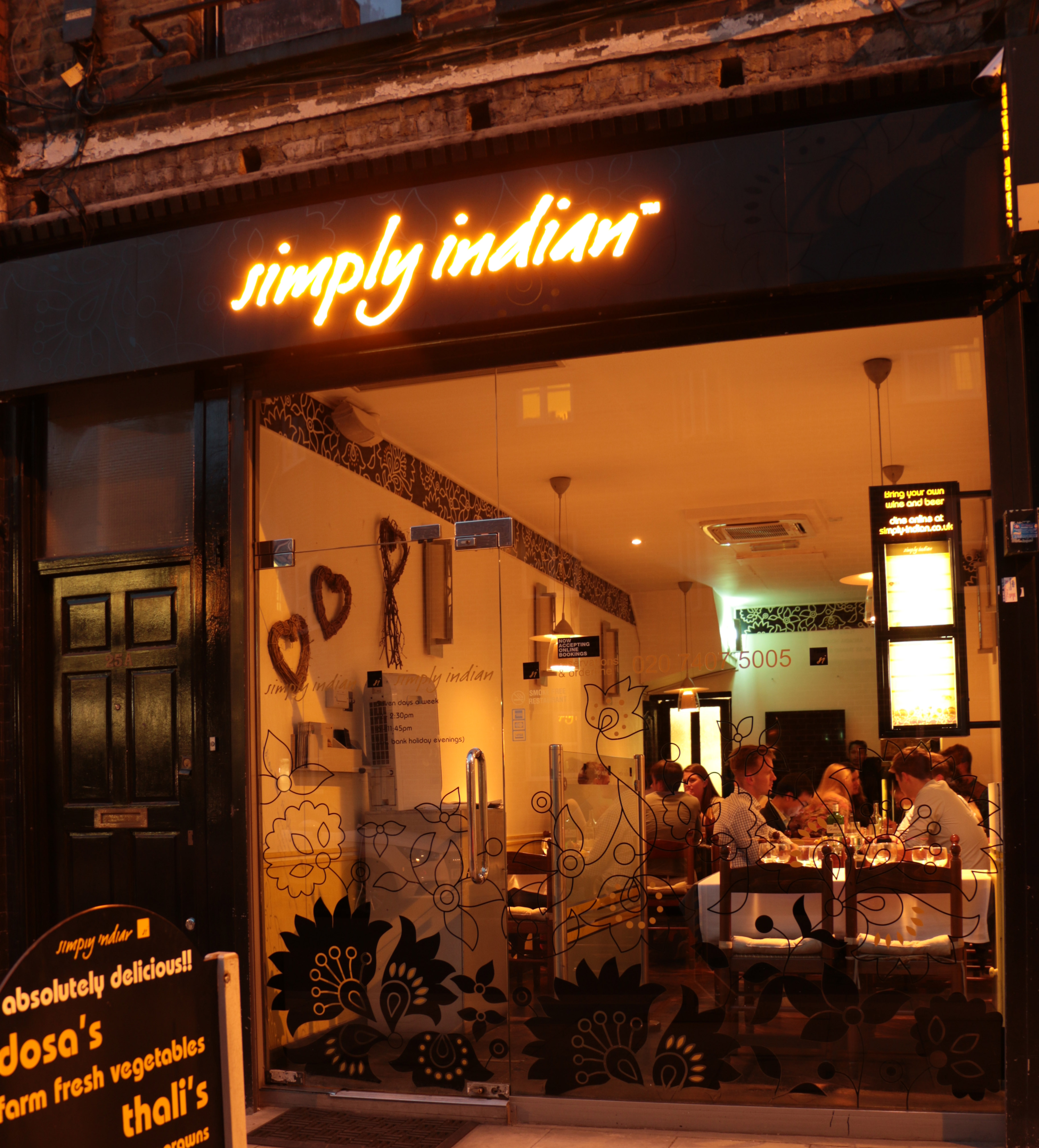 Simply Indian - London