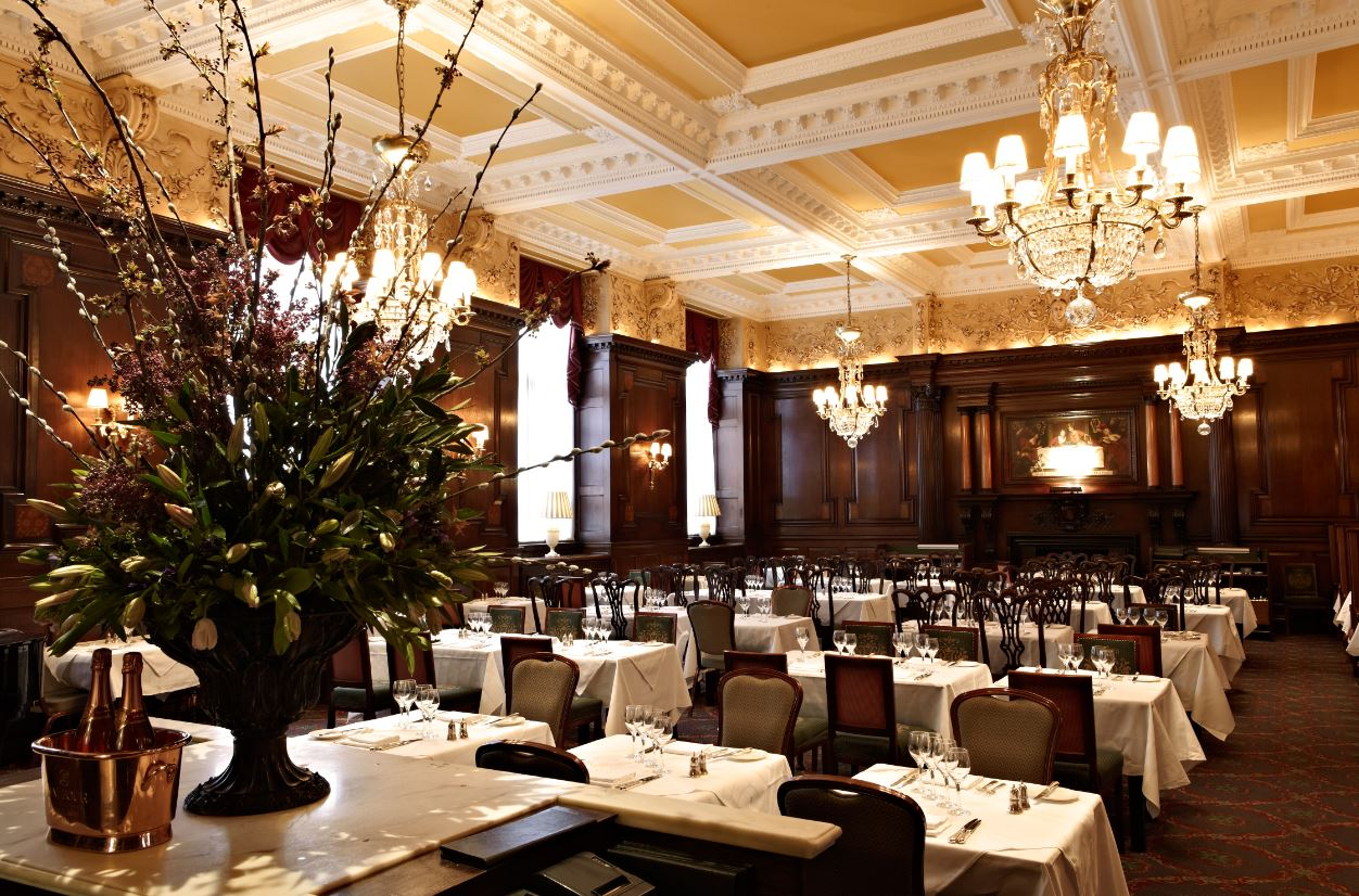 Simpson S In The Strand London Bookatable