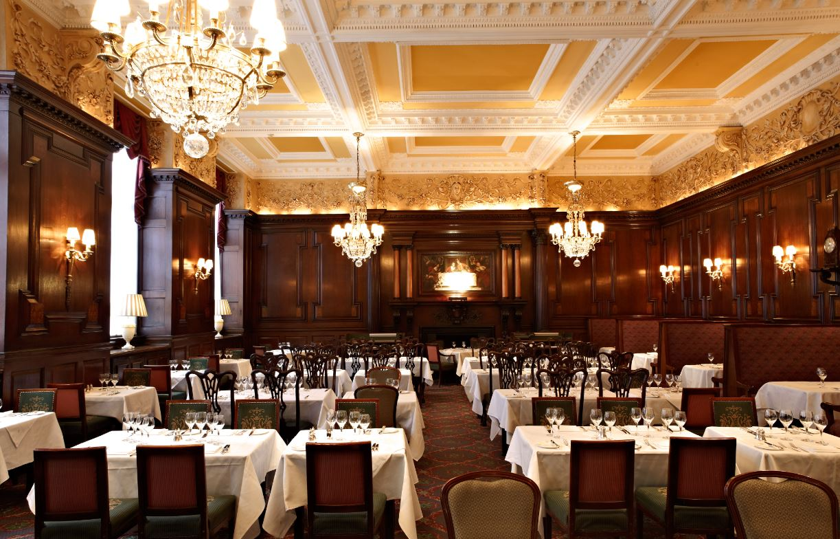 Reserve a table at Simpson's-in-the-Strand