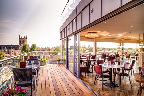 SIX Panoramic Brasserie - Cambridge