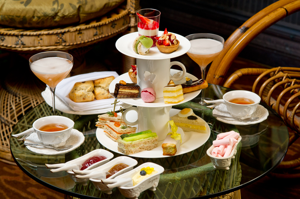 Reserve a table at sketch - Glade - Weekday Afternoon Tea