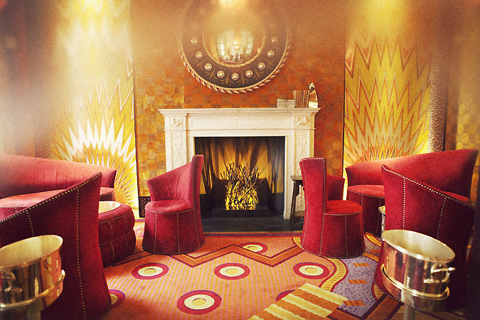 Sketch Lecture Room Library Mayfair London Bookatable