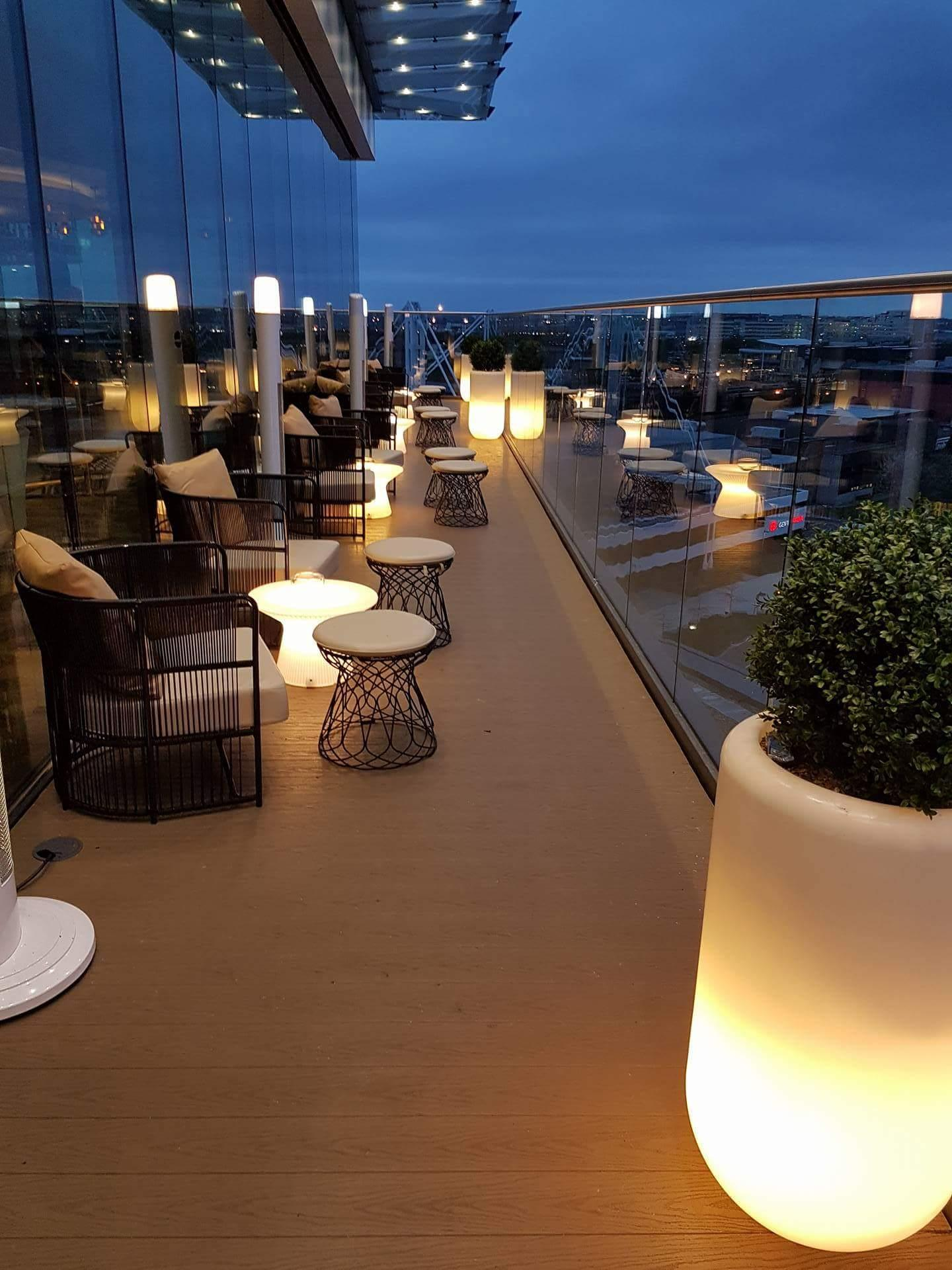 The Sky Bar Resorts World - Birmingham