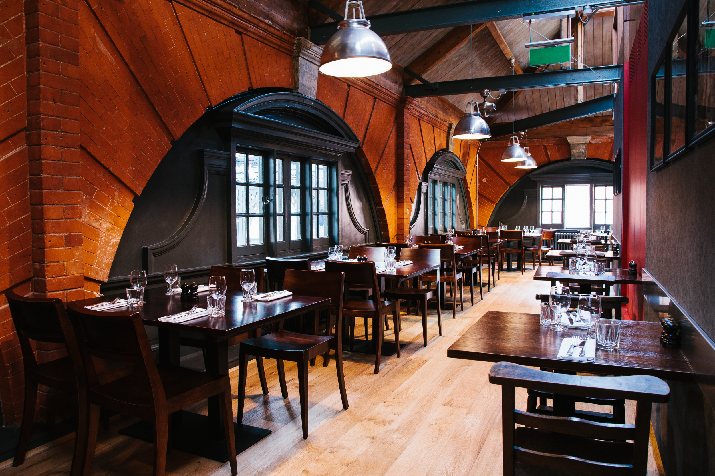 Reserve a table at SMITHS - Spitalfields