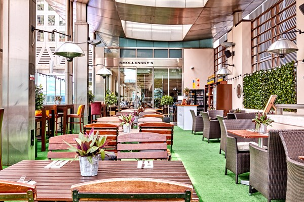 Smollensky's Restaurant - Canary Wharf - London