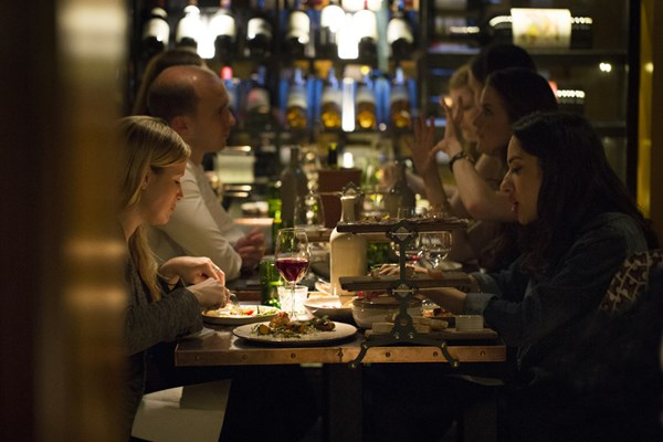 Social Wine and Tapas - London