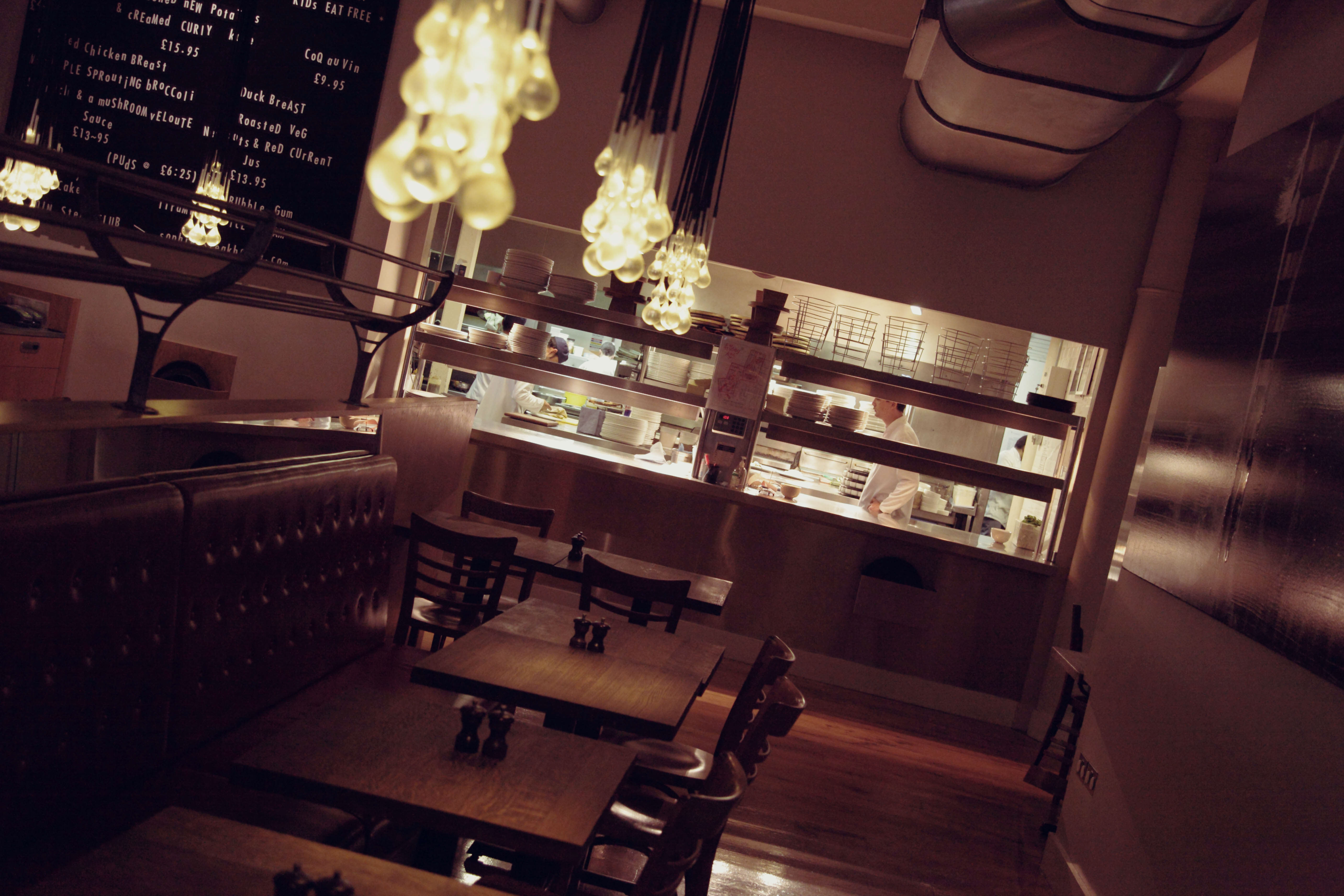 Reserve a table at Sophie's Steakhouse and Bar - Covent Garden
