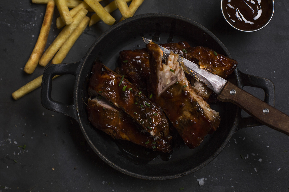 Cast Iron Grill - Glasgow - Glasgow