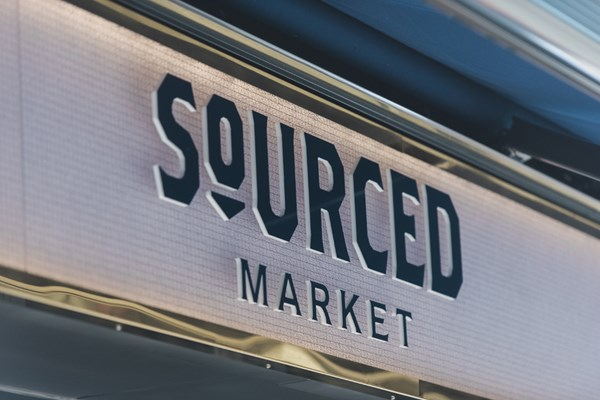 Sourced Market - Victoria - London