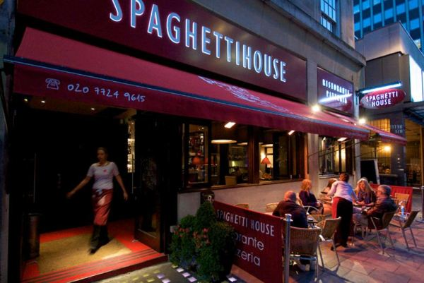 Spaghetti House - Bryanston Street - London