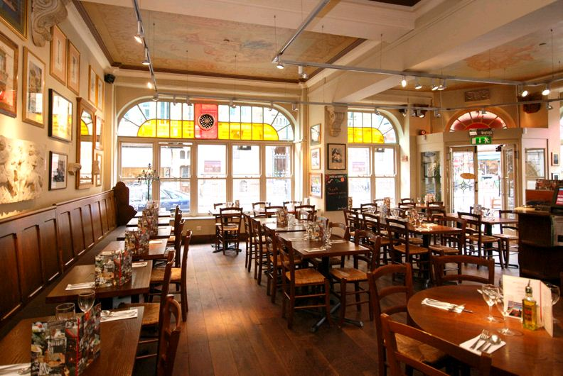 Reserve a table at Spaghetti House - Duke Street