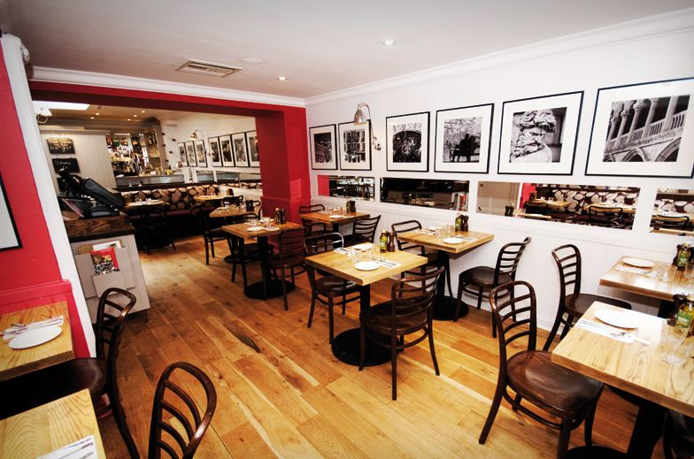 Reserve a table at Spaghetti House - Kensington High Street