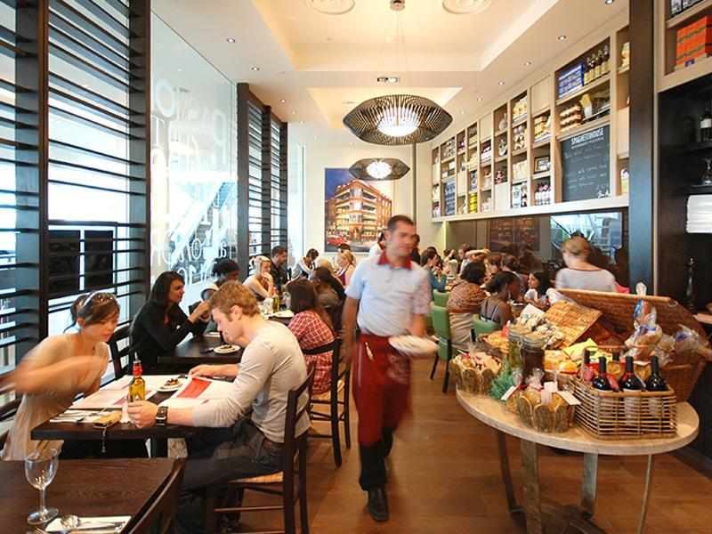 Spaghetti House - Westfield - London