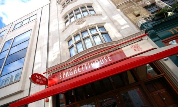 Spaghetti House - Woodstock Street - London