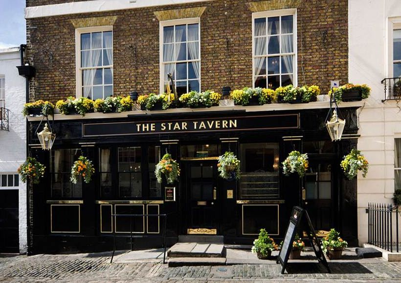 Star Tavern, SW1 - London