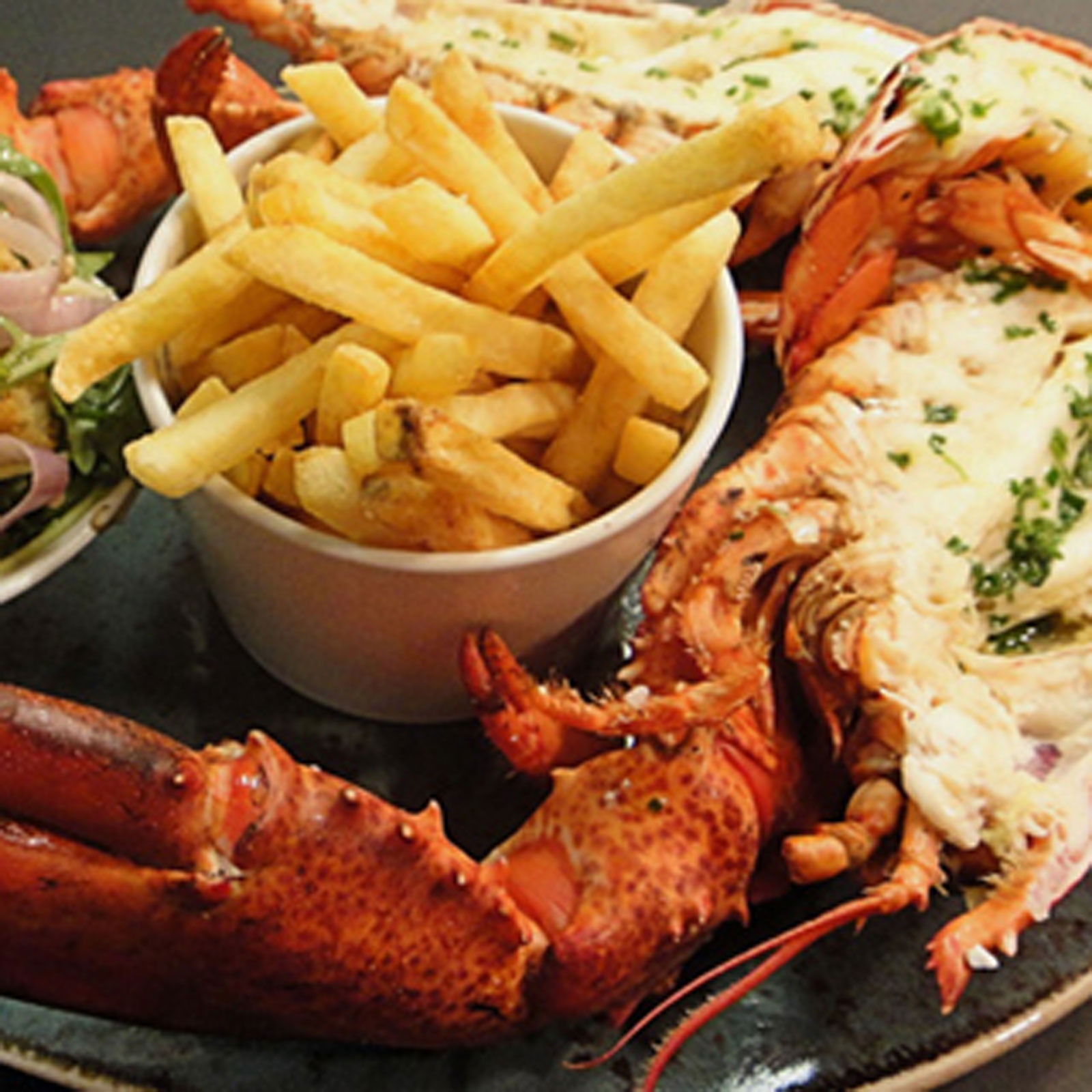 Reserva en Steak & Lobster Manchester