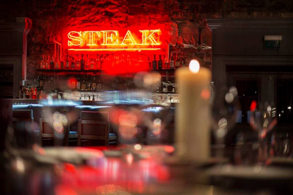 Steak Restaurant Edinburgh - Edinburgh