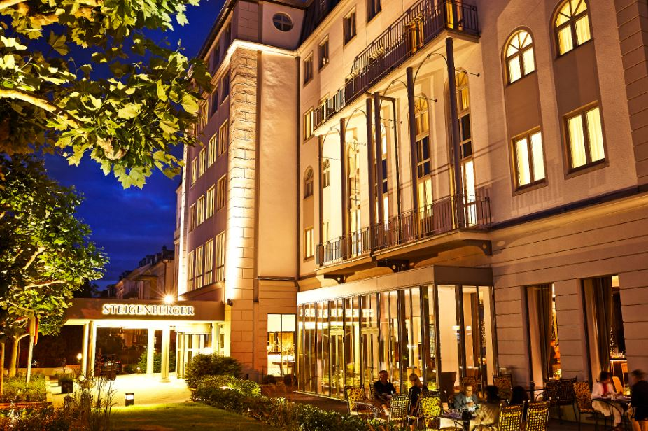 Steigenberger Hotel Bad Homburg - Hessen