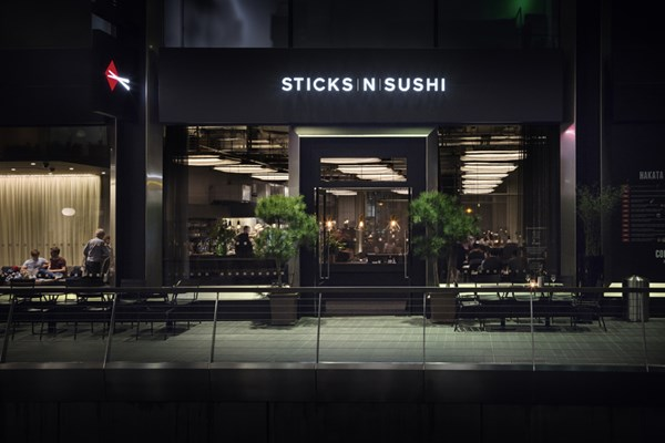Sticks'n'Sushi - Canary Wharf - London