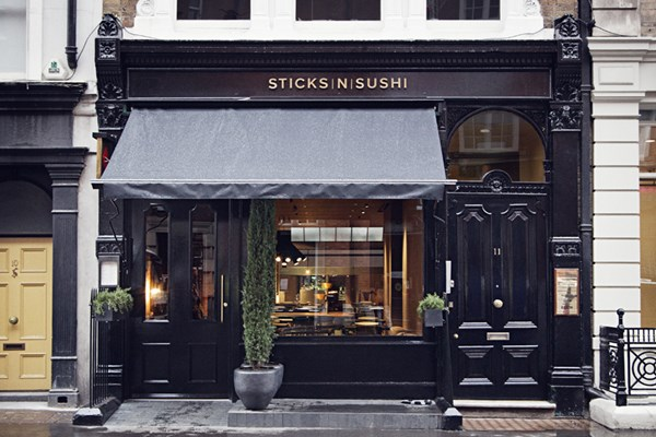 Sticks'n'Sushi - Covent Garden - London