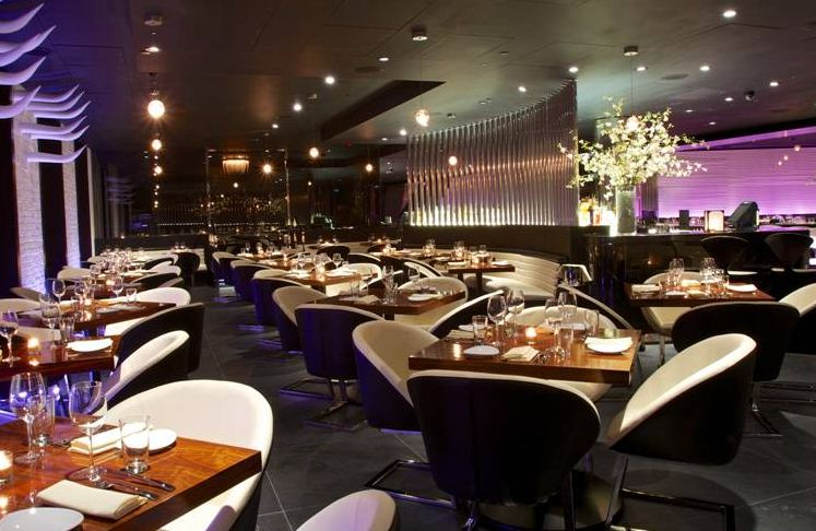 Reserve a table at STK London