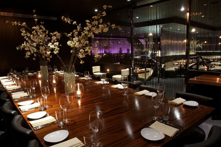 Stk london the strand london bookatable - Private dining room atlanta ...