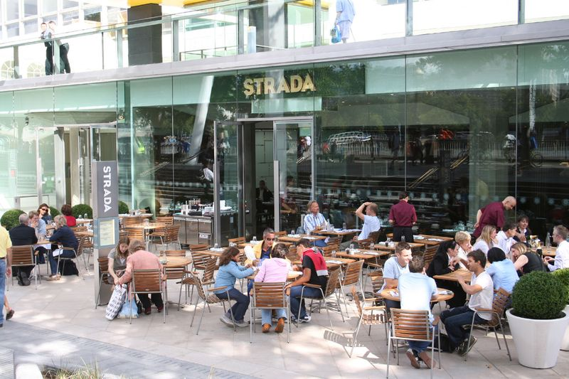 Strada - Royal Festival Hall - London