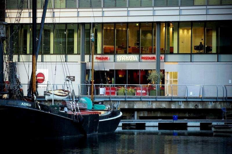 Strada - St Katharine Docks - London