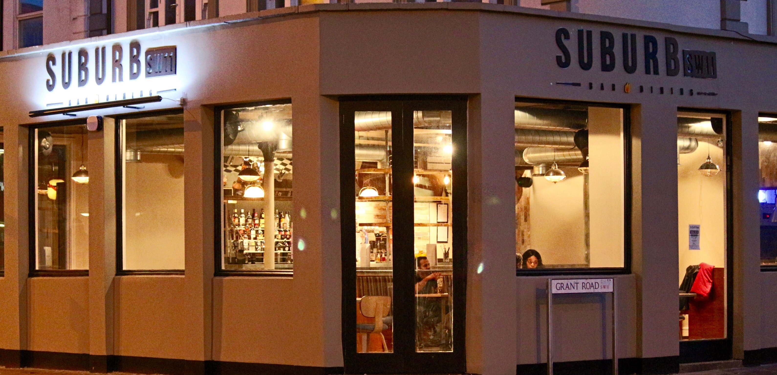 Suburb SW11 Bar and Dining - London