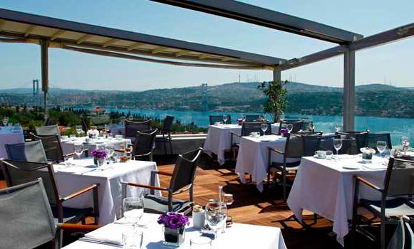 Summit Bar at Conrad Istanbul - Ankara