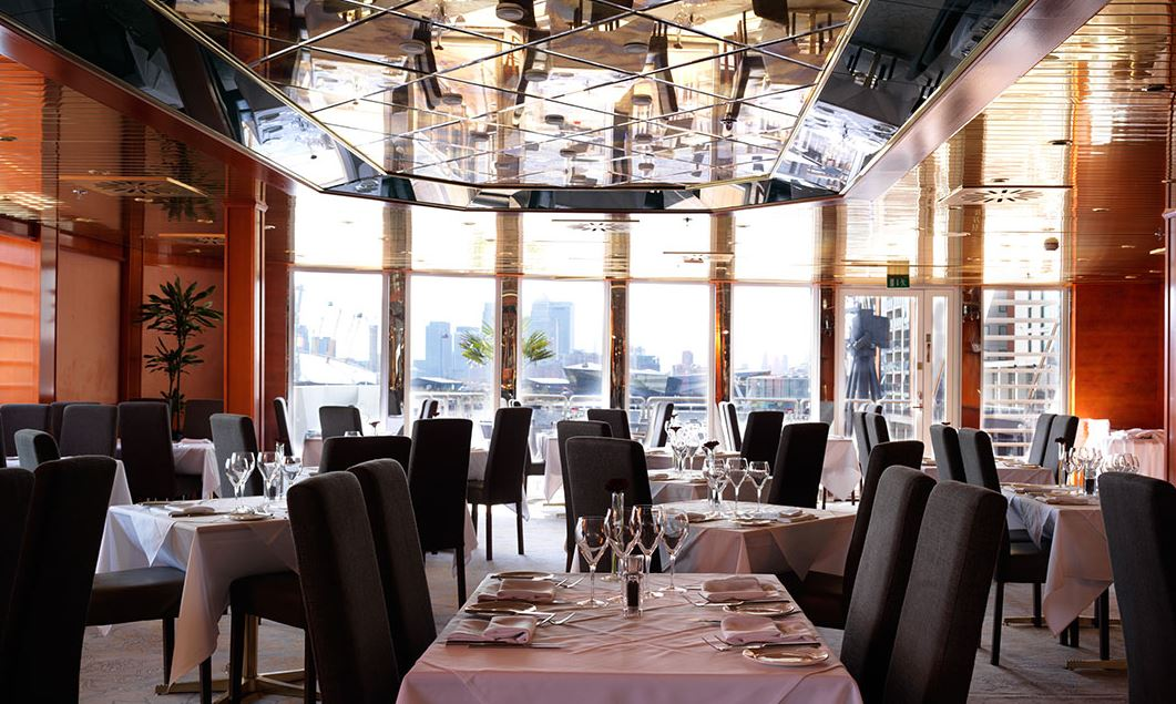 Reserve a table at Sunborn London