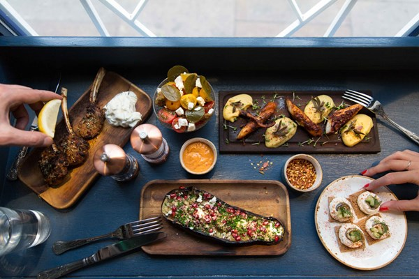 Suvlaki - Shoreditch - London