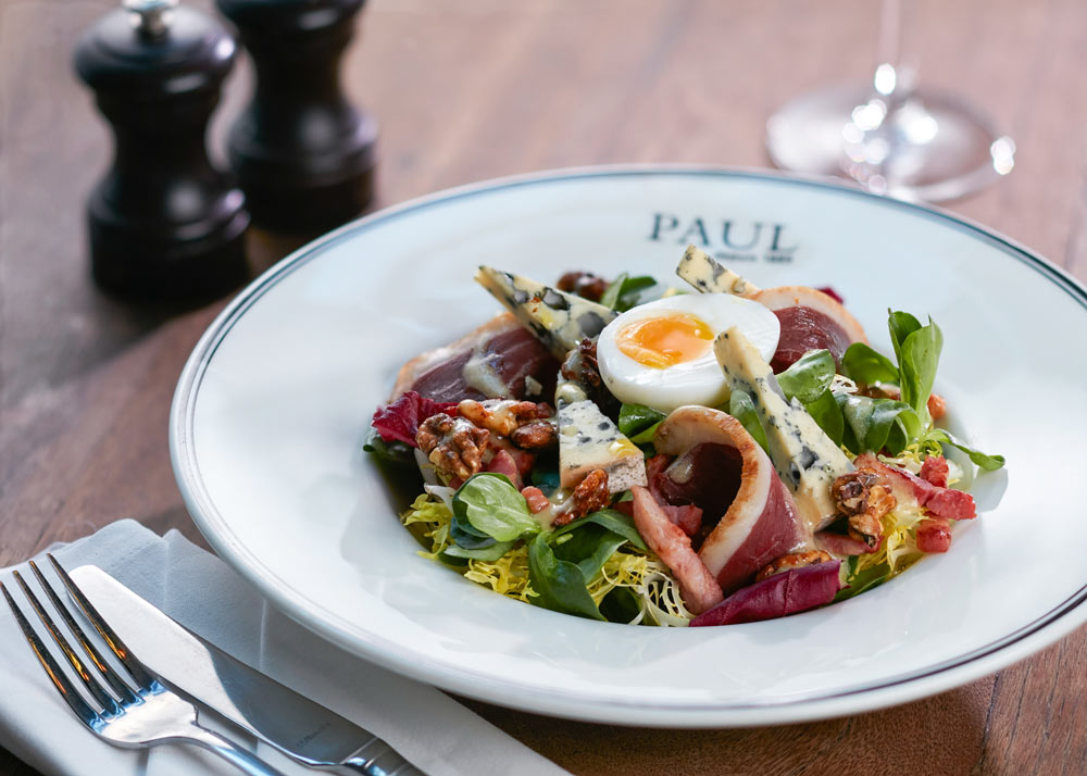 Le Restaurant de Paul at Tower 42 - London