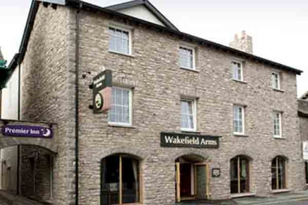 Reserve a table at Table Table - Wakefield Arms