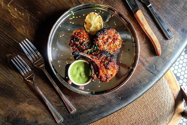 Tandoor Chop House - London