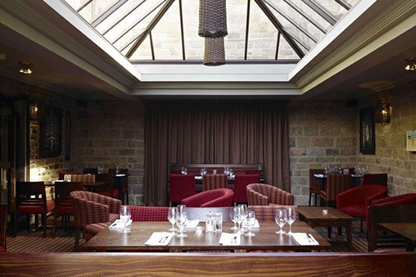 Manor Restaurant at Tankersley Manor Hotel - South Yorkshire