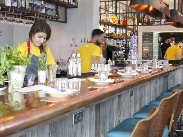 Tapas Revolution - Shoreditch - London