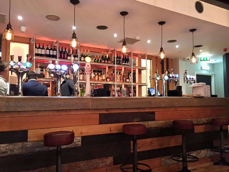 Taurus Bar & Kitchen - Manchester