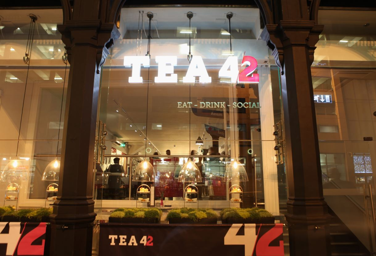 Reserve a table at Tea 42 Restaurant & Bar - Manchester