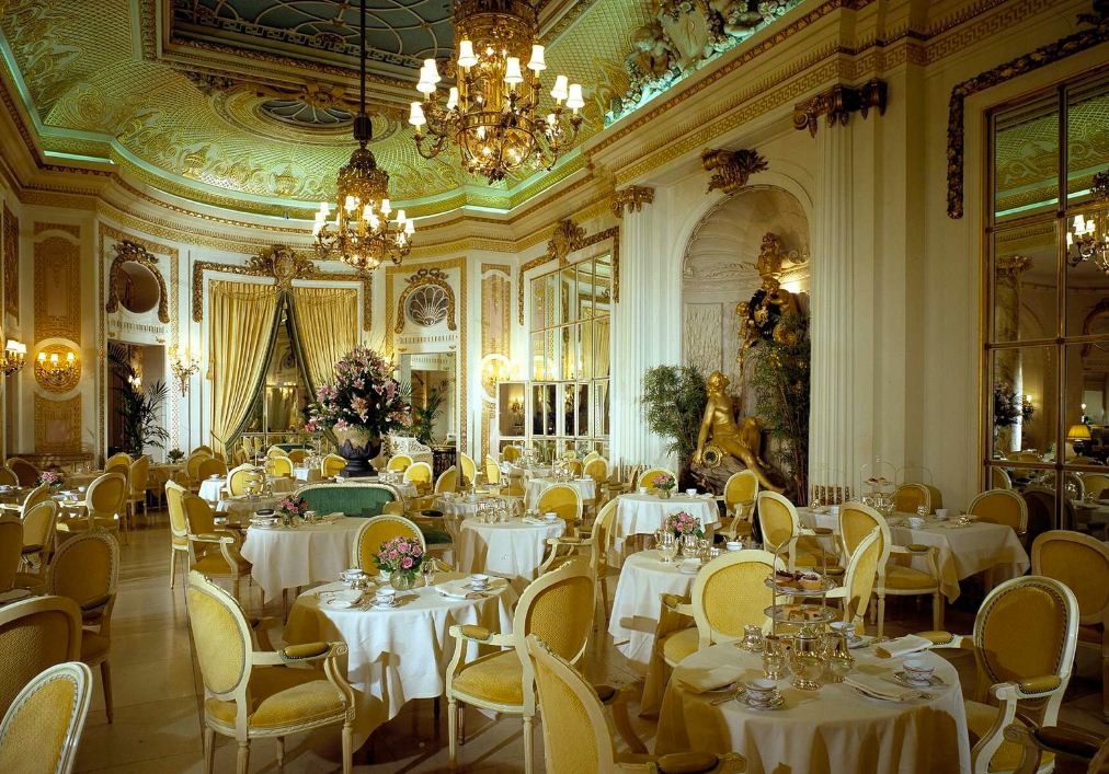 Reserve a table at Tea at The Ritz