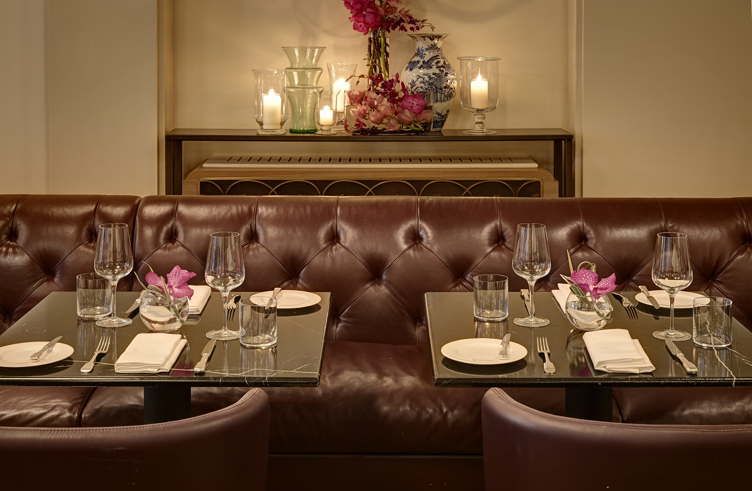 Reserve a table at Ten Room at Hotel Café Royal
