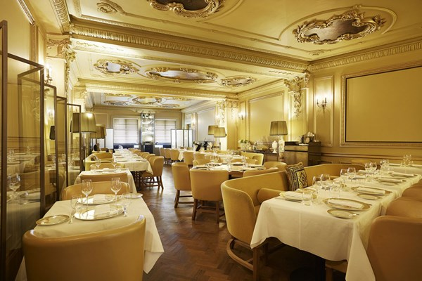 Cafe Royal Regent Street Reviews